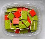 Boites de tesselles pré-découpées multiformes une ou deux couleurs