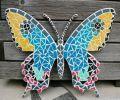 Kit mosaïque 'Papillon MACHAON'