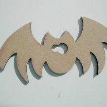 Personnage d' Halloween à décorer '  Chauve souris '