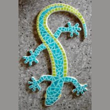 DECORATION LEZARD