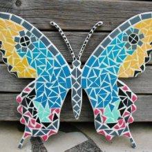 Kit mosaïque 'Papillon Inventus'