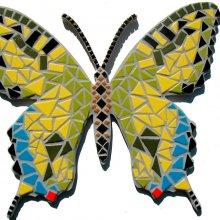 DIY Mosaïque en kit 'Papillon MACHAON'