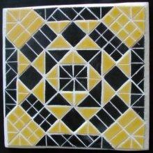 DIY Kit initiation mosaïque ' Plateau à décorer'