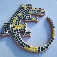 Kit micro mosaïque Salamandre