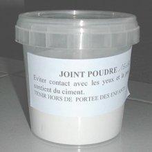 POUDRE A JOINTS  pour joints fins de 1 à 6 mm. Spécial joints mosaïque.