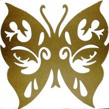 Papillon dentelle 38cm
