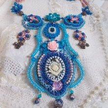 Collier  Haute Couture  'Belle Epoque' création design