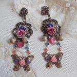 BO Roses and Butterfly tout en douceur avec ces estampes