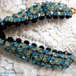 Bracelet cristal 'Aurore' brillance assurée