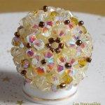 Bague cristal 'Aurore' coup de coeur pour ce bijou