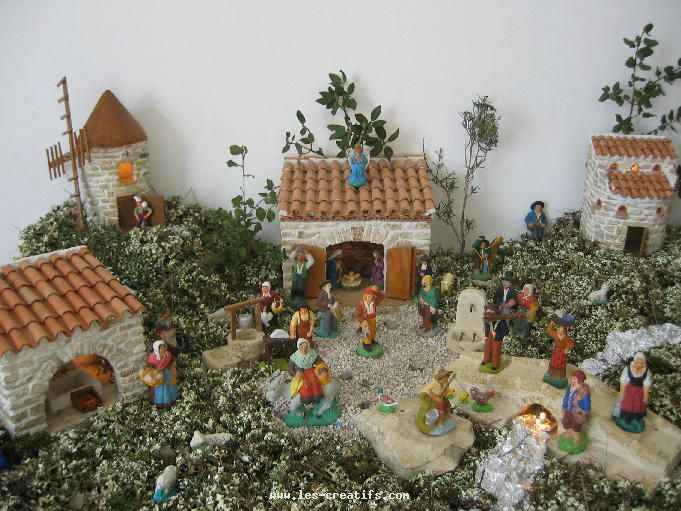 Personnages Oliver Decoration Noel
