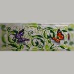 Peinture figurative - Papillons