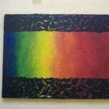Prisme multicolore