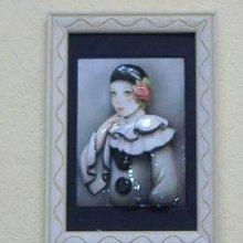 Pierrot noir en 3D