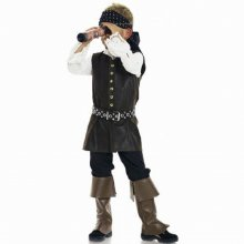 Patron deguisement pirate enfant burda